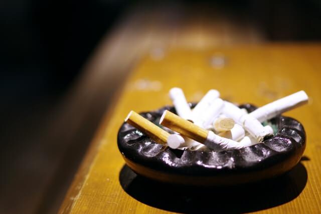 タバコを簡単に止めるには?