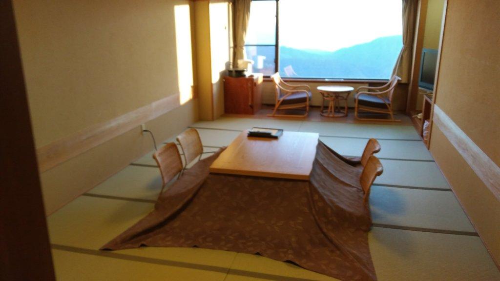 王ヶ頭ホテルの部屋