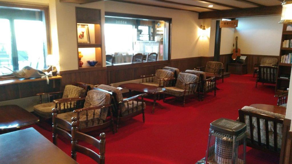王ヶ頭ホテルの館内