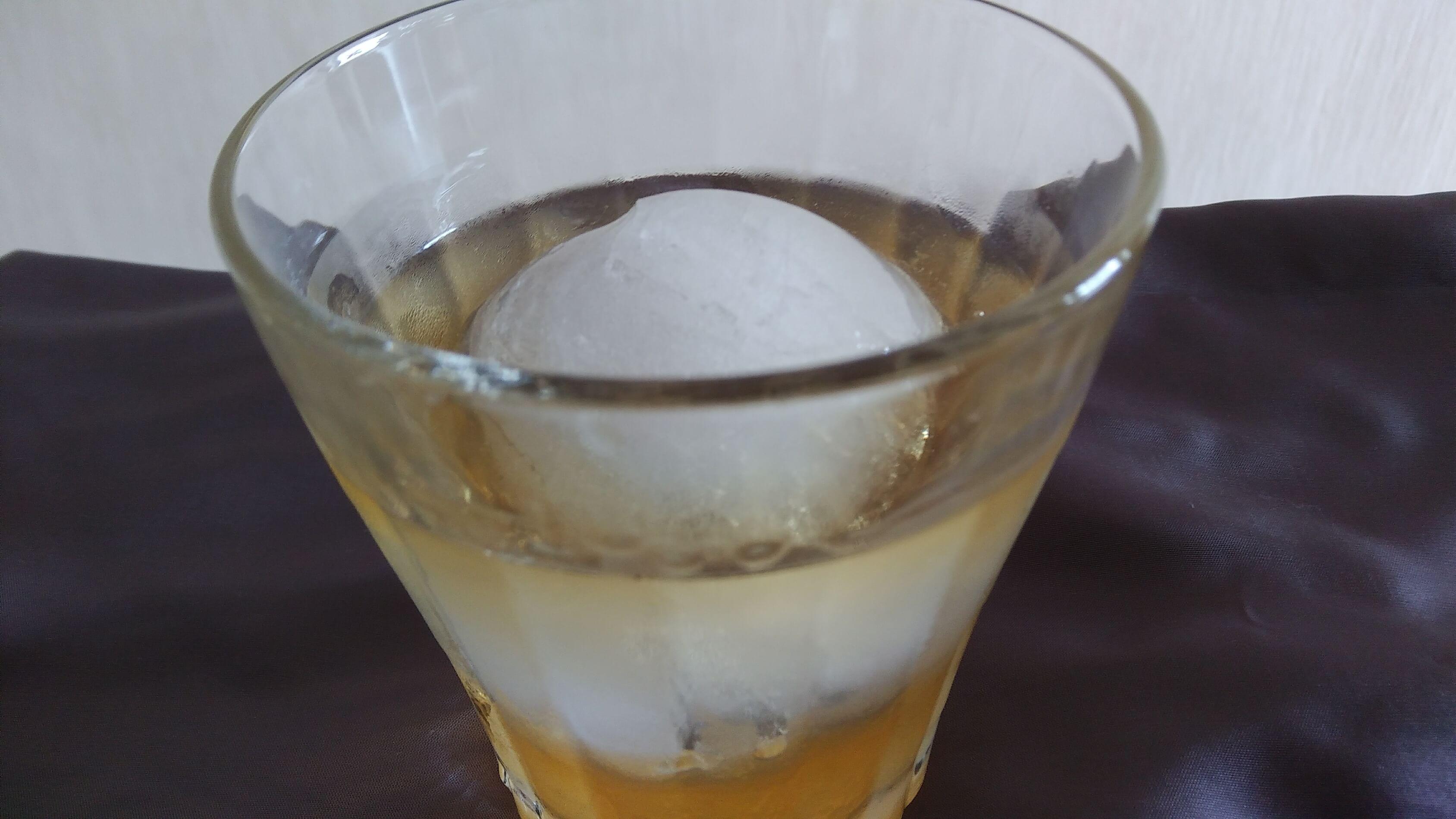 サーモスの水筒に入れた氷はどこまで溶けるのか?