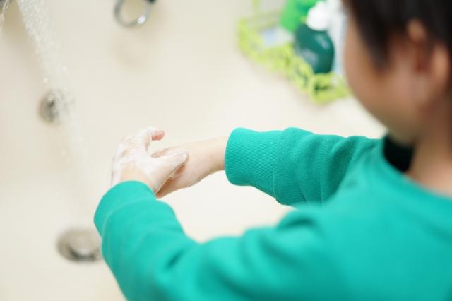 手洗いが嫌いな子どもでも好きになる方法