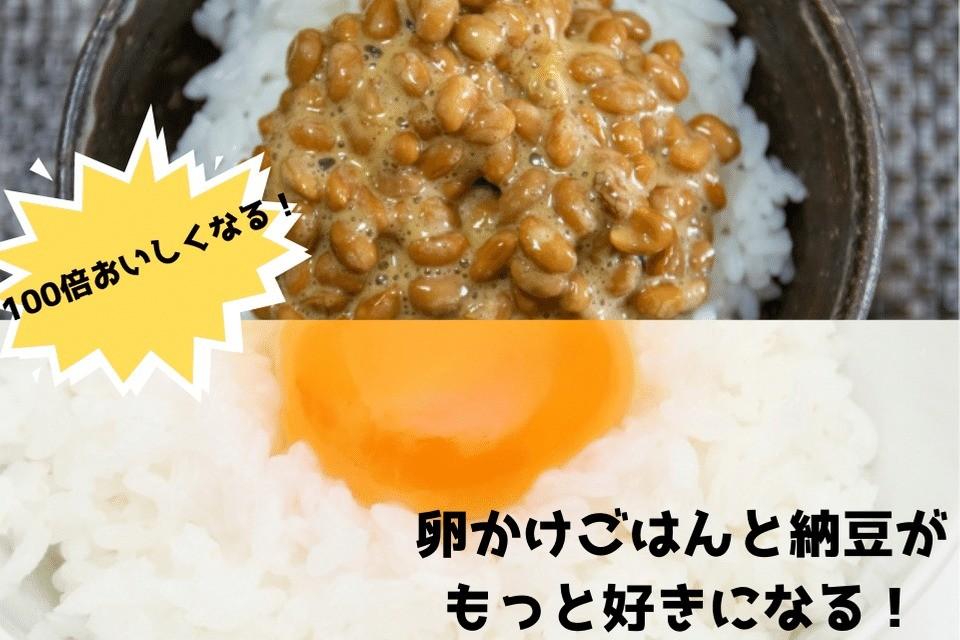 納豆はどれだけかき回すとおいしくなるか