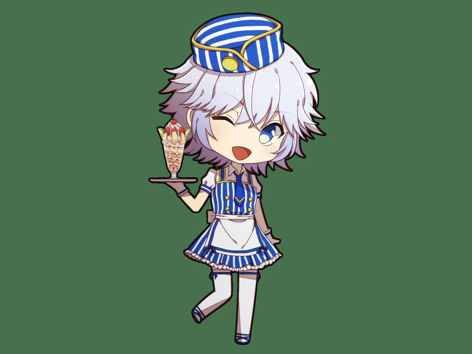 最新アニメランキングと美少女アニメ