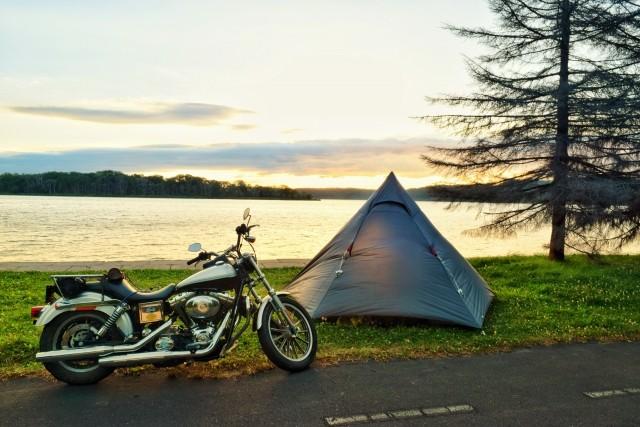 キャンプ旅で気を付けること