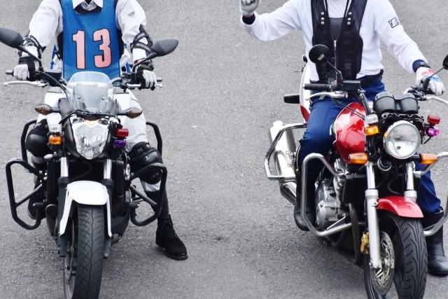 バイクの免許はどこでつまづくのか